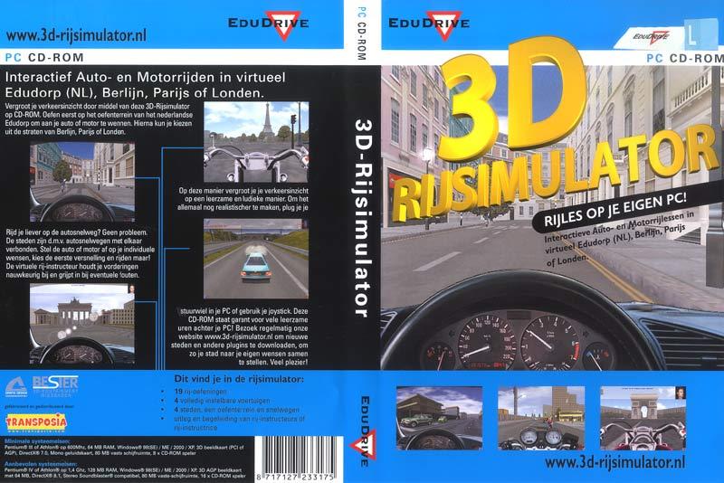 SIMULATOR TÉLÉCHARGER GRATUITEMENT RIJ 3D