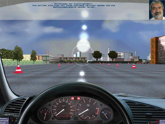 3d fahrschule simulator