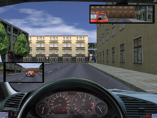 لعبه تعليم القياده 3D Driving School  L01_shot02