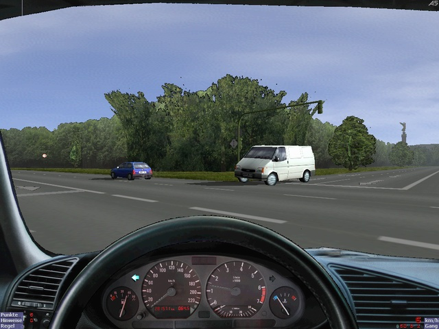 Car Driving License Test Games